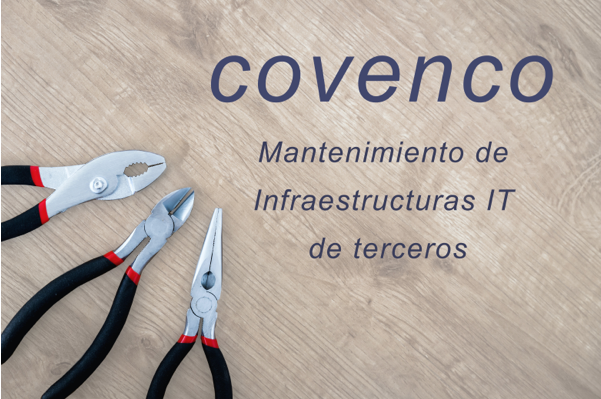 Mantenimiento de Infraestructuras IT de Terceros